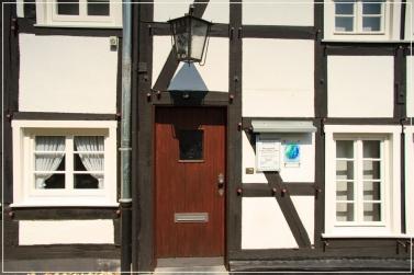 """Heimatmuseum in """"Engeln Haus"""""""